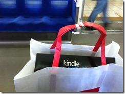 Kindle Paperwhite 店頭発売日に購入