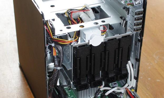 HP ProLiant MicroServer購入