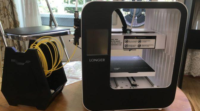 Longer Cube2 Printer(2) 開封