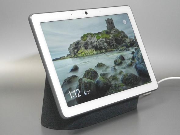 画面が大きいだけじゃない! 進化しまくりの「Google Nest Hub Max」を使ってみた:山口真弘のスマートスピーカー暮らし(1/4 ページ) - ITmedia PC USER